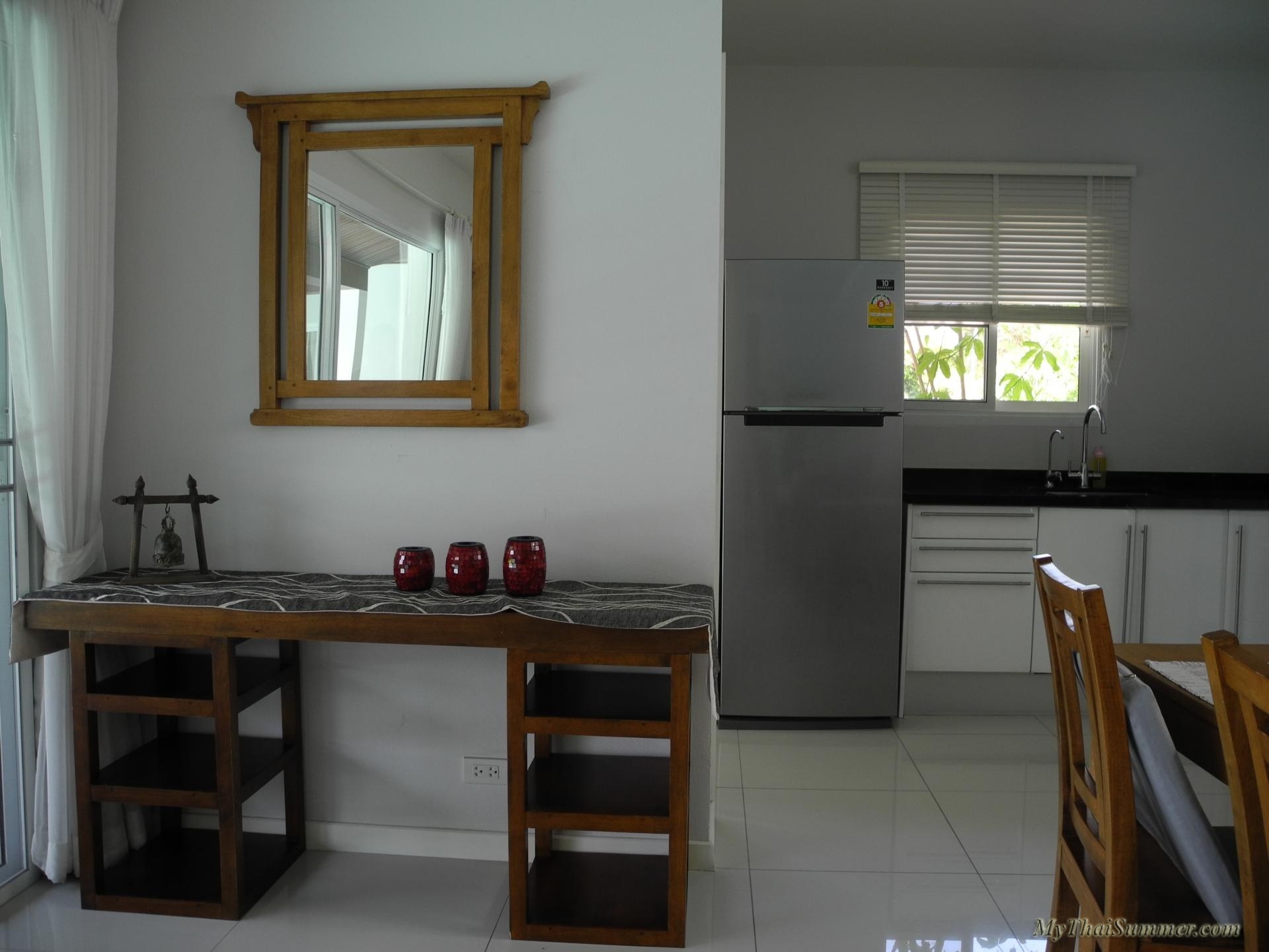 2 bedroom  seaview villa in secured complex