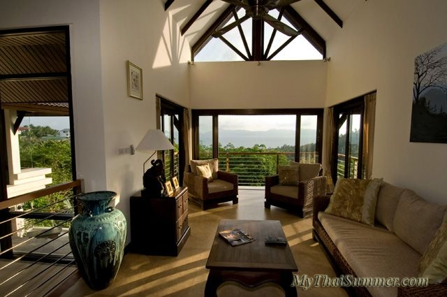 3 bedroom seaview paradise villa with private swimming pool