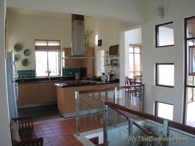 3 bedroom seaview villa with private swimming pool