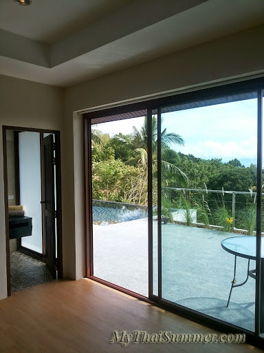 Newly built 2 bedroom seaview villa