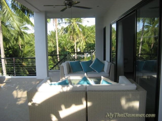 Spacious 3 bedroom  villa with private swimming pool.