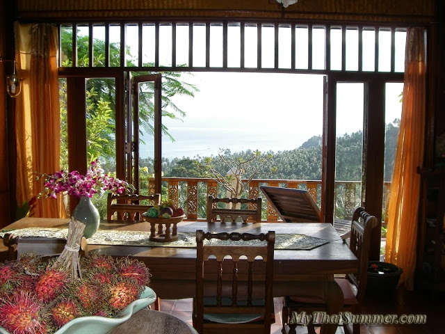 Budget 2 bedroom seaview villa.