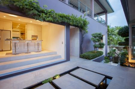 Luxury hillside villa, situated in Chaweng Yai