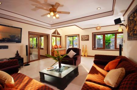 3 bedroom villa, located on the heart of Chaweng