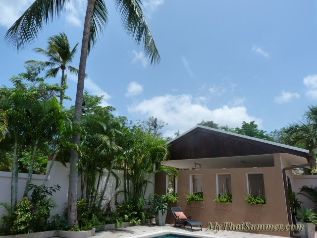 3 bedroom superb villa with private swimming pool