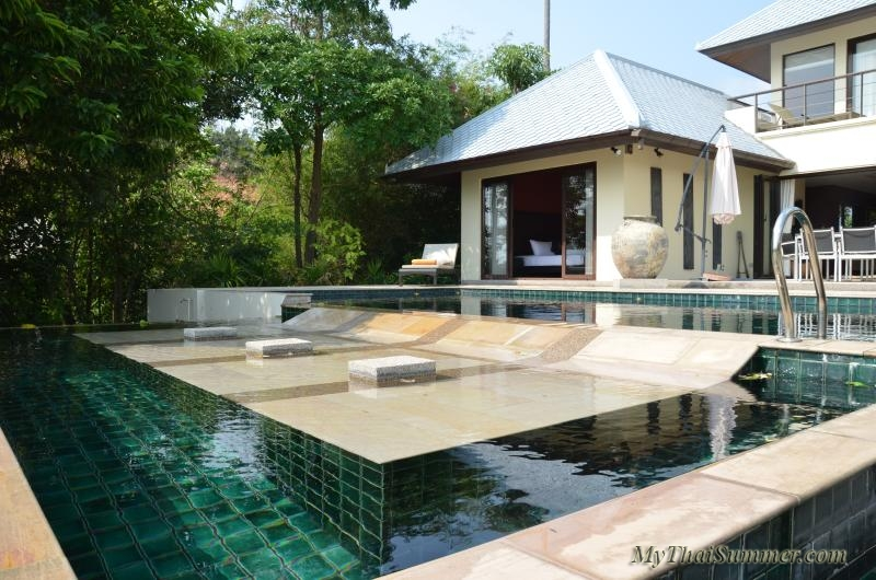 Unique positioned 3 bedroom villa with private swimming pool