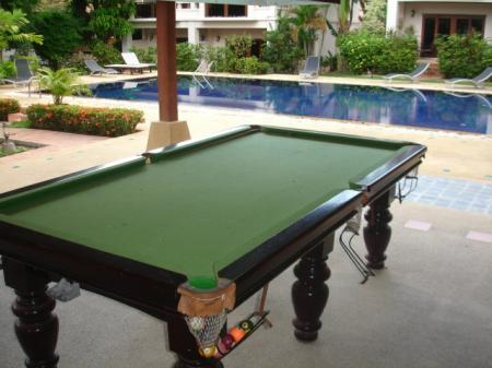 2 bedroom apartment with common swimming pool  in Bang Rak