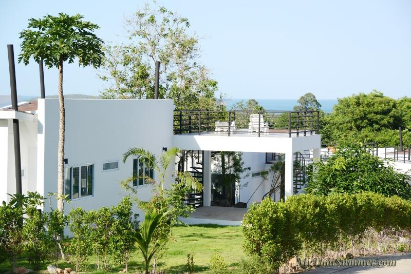 2 bedroom jungle view villa with private swimming pool