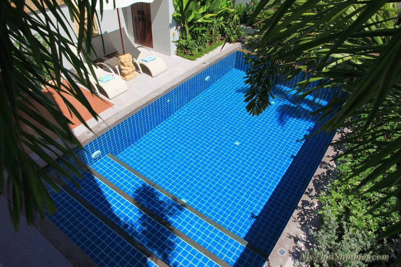 Nice 3 bedroom villa in 5 minutes walk to Ban Tai beach (1 bedroom occupancy)
