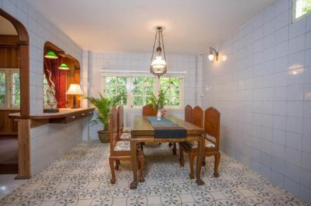 4 bedroom colonial style villa, located in 400 meters to the sea (3 bedroom occupancy)