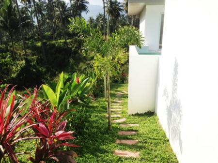 4 bedroom villa with private swimming pool, located in Lamai