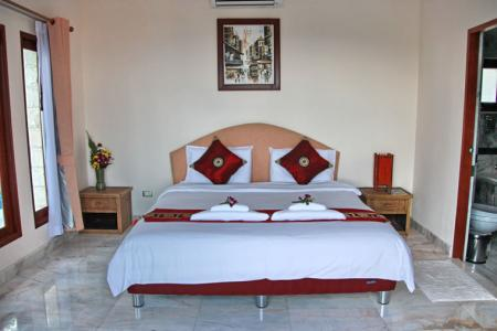 4 Bedroom tropical villa in 5 minutes drive to Lamai beach