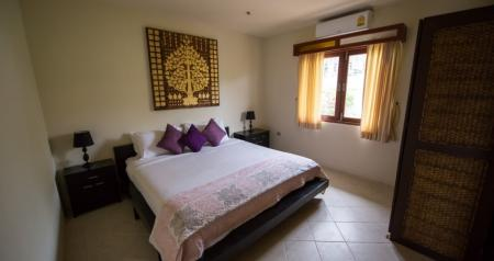 The villa is an excellent family holiday home situated in Bang Rak Koh Samui