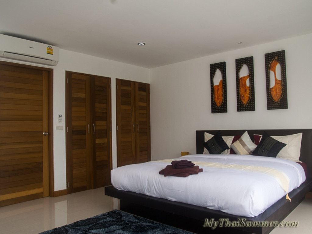 Lovely studio apartment, situated  on Lamai hills