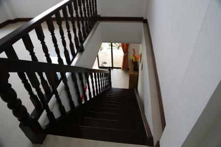 Two storey apartments, located in short walk from Lamai beach