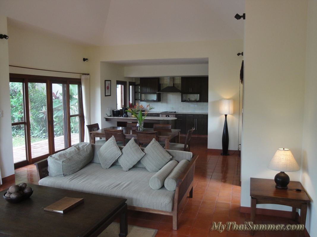 3  bedroom villa in walking distance to Choeng Mon beach (7)