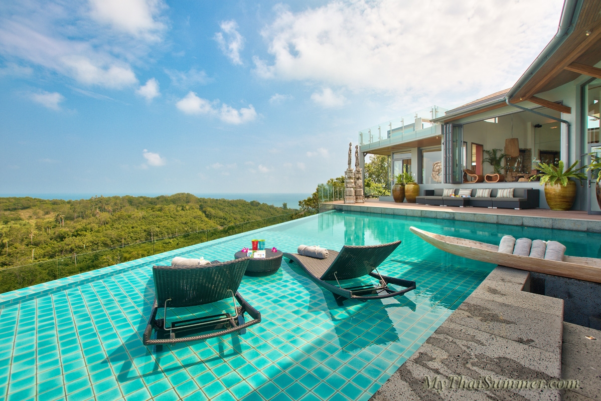 Luxury seaview 8 bedroom villa