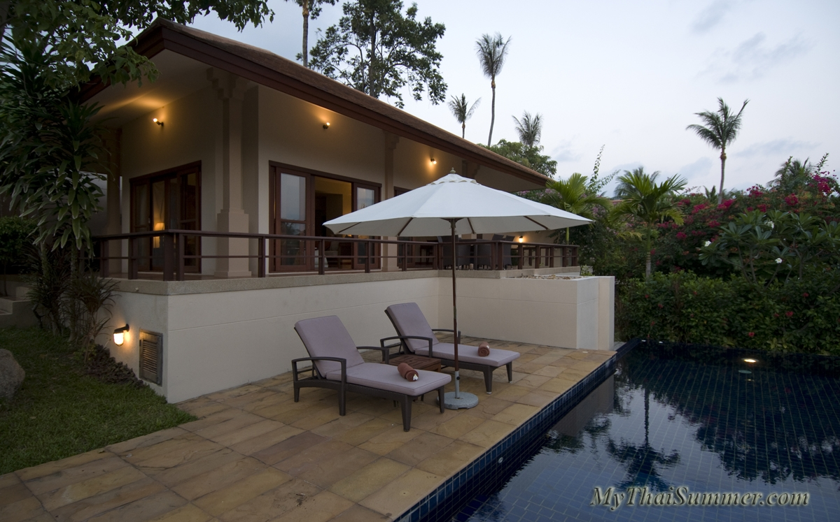 3  bedroom villa in walking distance to Choeng Mon beach (5)